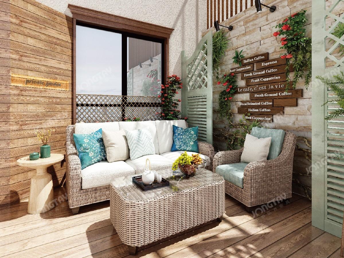 养老院休闲室家具