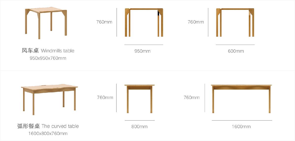 养老起居室家具单体图