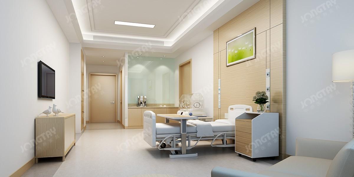 医院单人病房家具