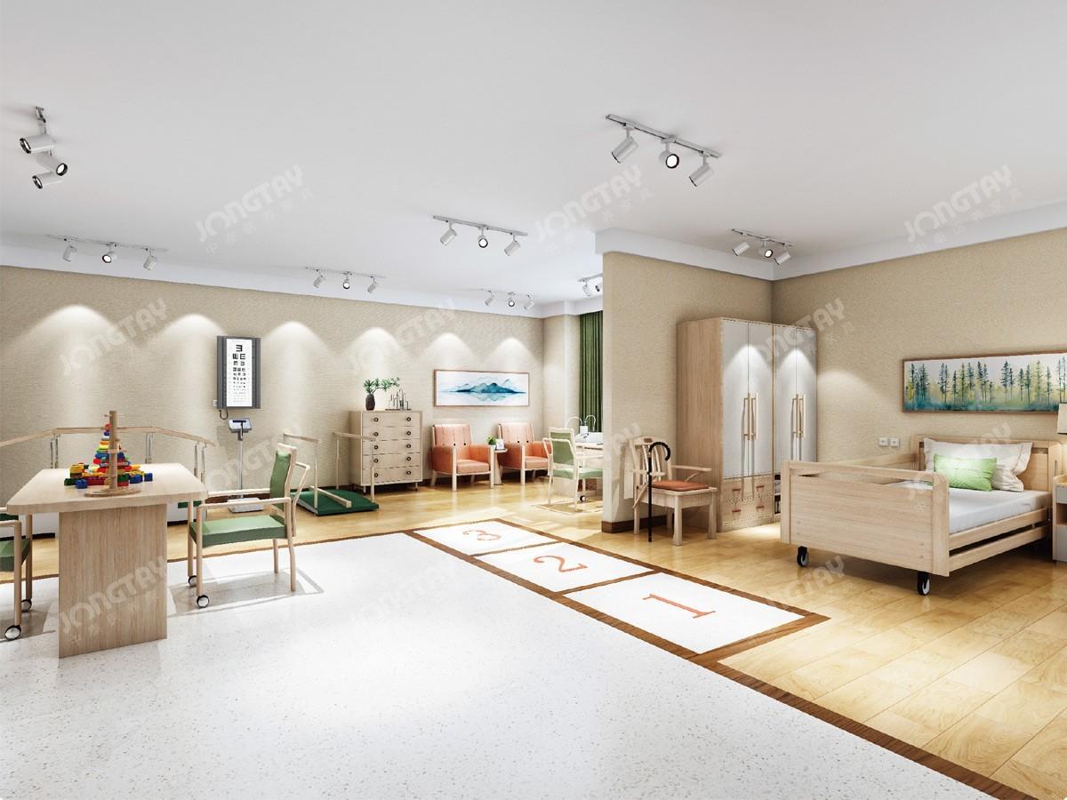 养老院评估室家具